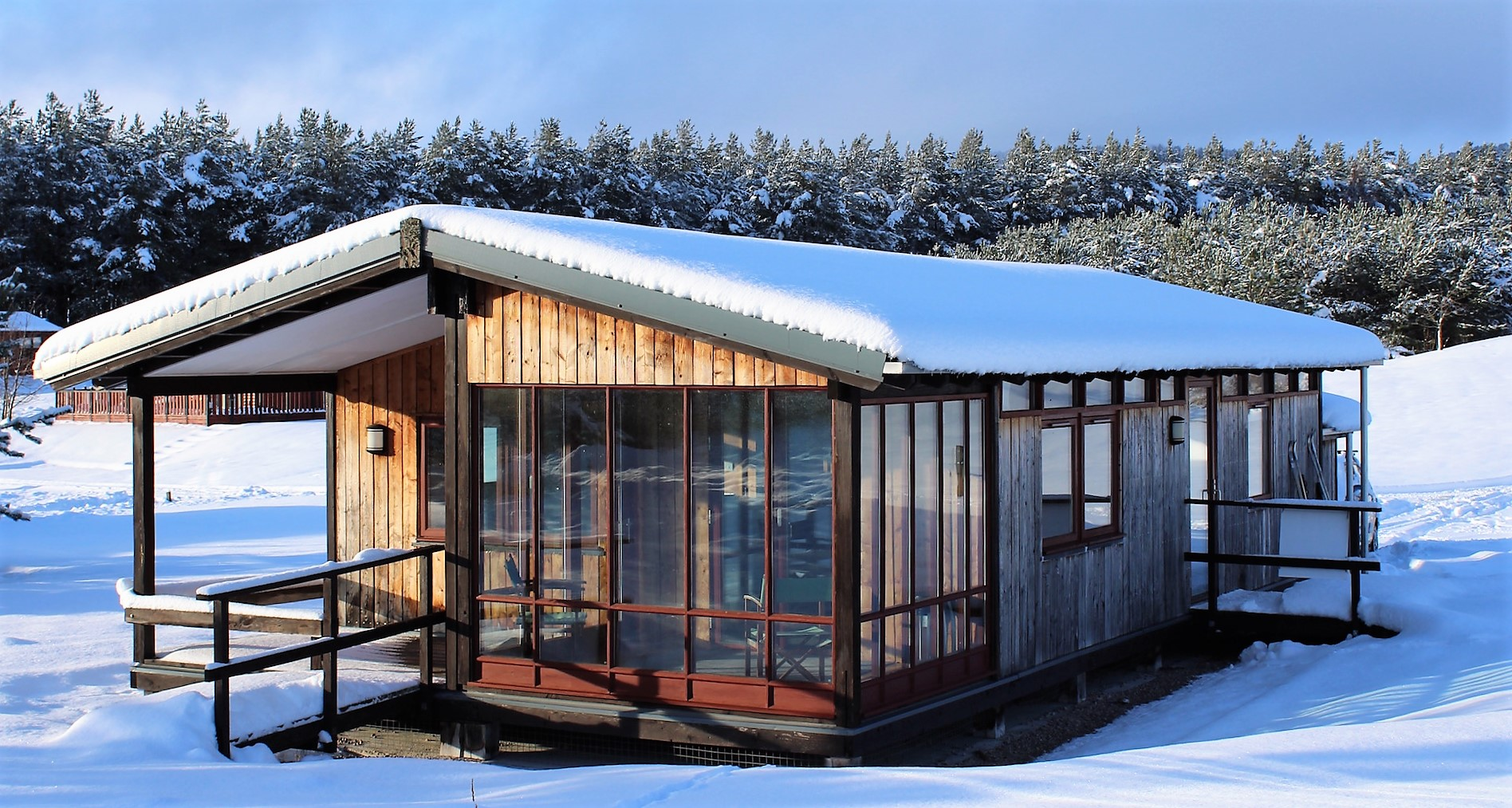 eco holiday home